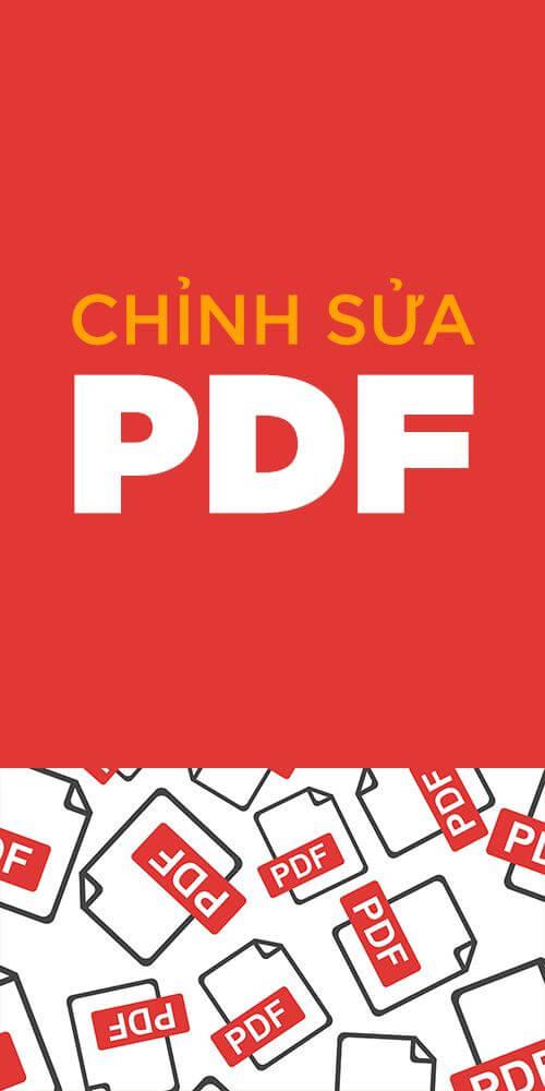 Chỉnh sửa PDF sử dụng Photoshop